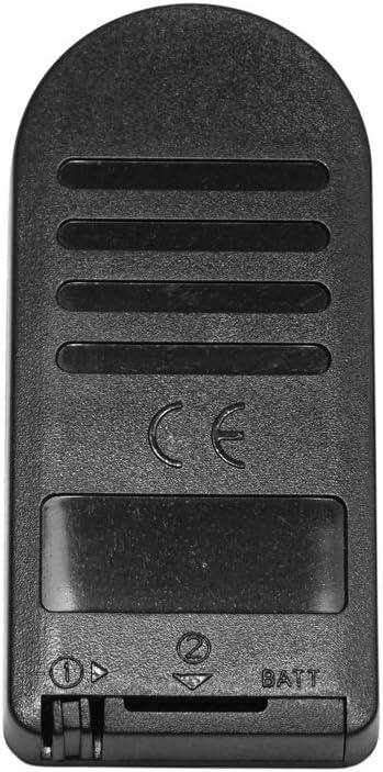 Rebel T6S T6I T5I T4I T3I XTI 5D MK IV EOS M 5D MK III 7D MK II FoRapid IR Wireless Shutter Release Remote Control Compatible with Canon EOS 7D 6D 80D 70D 1200D 100D 700D 650D 1100D 600D 550D