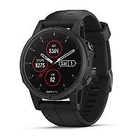 Deals on Garmin Fenix 5S Plus Smaller-Sized Multisport GPS Smartwatch