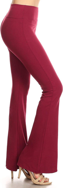 Leggings Depot Women's Popular Print Premium Jogger and Stylish Palazzo Pants