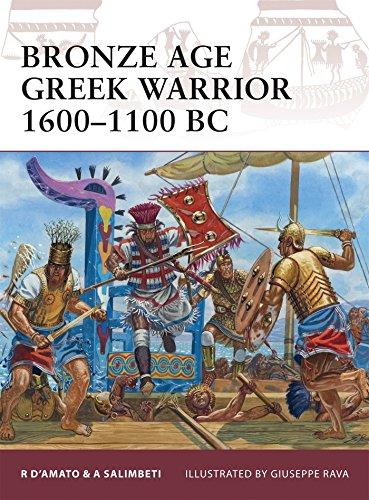 Bronze Age Greek Warrior 1600–1100 -