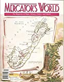 img - for MERCATOR'S WORLD, The Magazine of Maps, Atlases, Globes, and Charts, Volume 2, Number 2, 1997; includes articles on Bermuda maps, Zebulon Pike, Bosnia and the misuse of maps; more book / textbook / text book