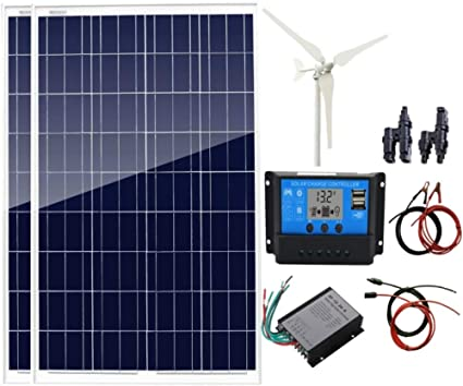 100 Amp DC Breaker for Wind Turbines Solar Panel Marine Auto RV