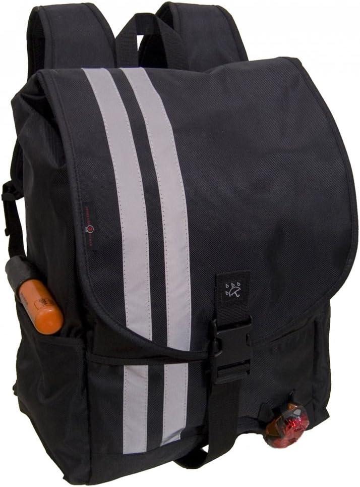 Banjo Brothers Commuter Backpack LG, Black