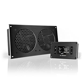 Amazon.com: AC Infinity AIRPLATE T7, Quiet Cooling Fan System with ...