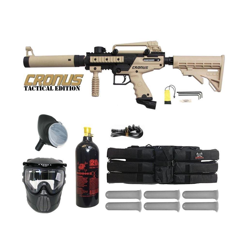 Tippmann Cronus Paintball Marker Gun Player Package by Tippmann