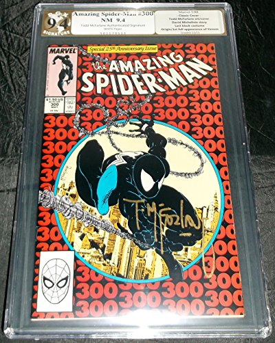 (Amazing Spider-Man #300 1st App Venom 1st print)