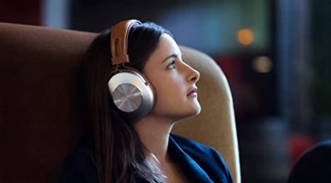 Pioneer SE MS7BT(T) Cuffie Auricolari Bluetooth Over Ear (microfono, audio ad alta risoluzione, NFC, riproduzione 12 ore, alto comfort, per