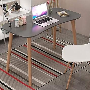 MJK Mesas, Computadora Muebles de escritorio Patas de haya ...