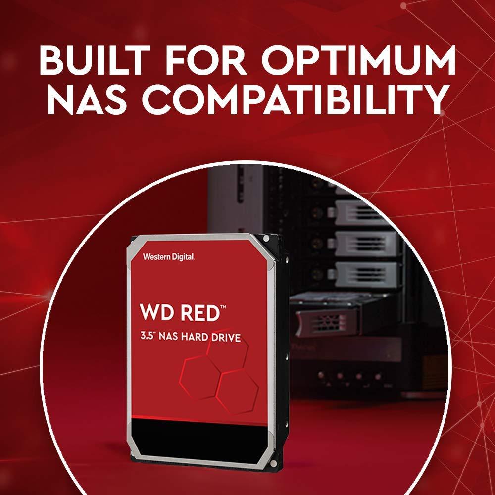 Western Digital WD HD3.5 SATA3 10TB WD101EFAX // 24x7 // NAS Di Di WD HD3.5 SATA3 10TB WD101EFAX // 24x7 // NAS