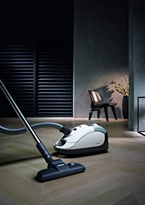 The Miele Compact Pure Suction Canister Vacuum
