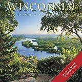 Wisconsin 2020 Wall Calendar