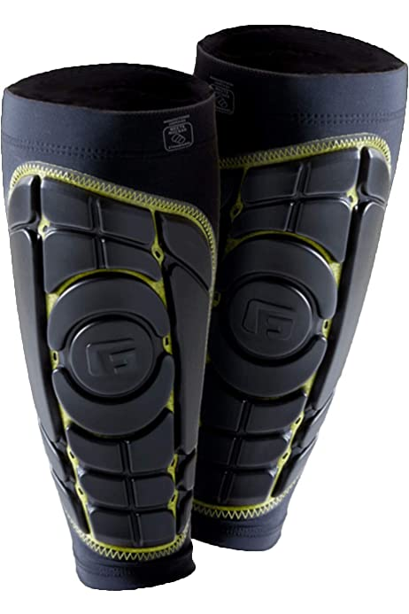 G-Form Pro-S Compact Shin Protector Kids Gold