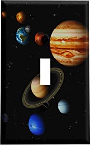 The Nine Planets Switchplate - Switch Plate Cover