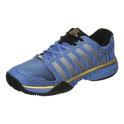 K-SWISS Zapatilla Hypercourtexprs Hb50 50/Blk Padel/Tenis EUR 36: Amazon.es: Zapatos y complementos