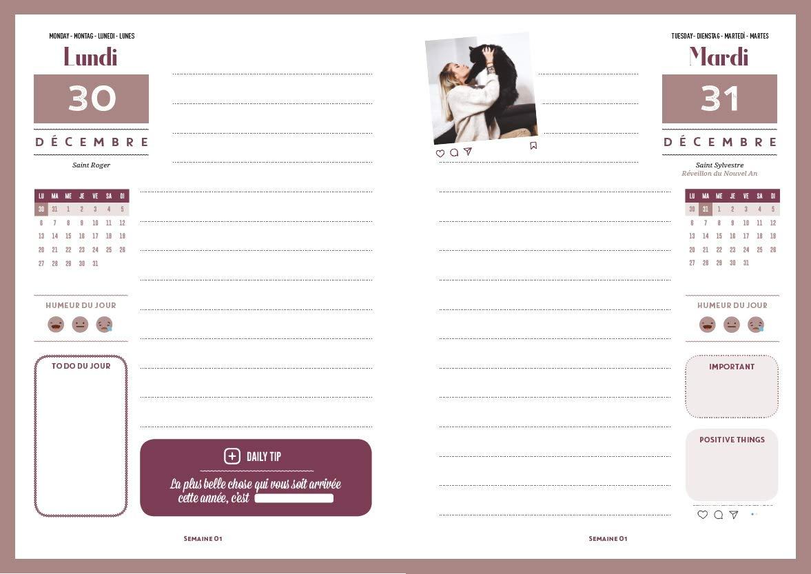 Agenda Romy: 9782263159619: Amazon.com: Books