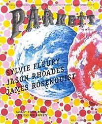 Parkett No. 58 Sylvie Fleury, Jason Rhoades, James Rosenquist