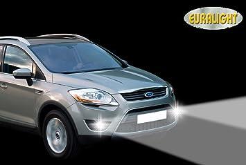 ECE /& RL Pr/üfzeichen T/ÜV Eintragungsfrei. Fahrzeugspezifisches LED-Tagfahrlicht-Set OHNE Dimmfunktion inkl