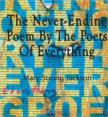 Book The Never-Ending Poem by the Poets of Everything