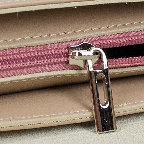 Shirin Sehan, Borsa a tracolla donna rosa Rosa