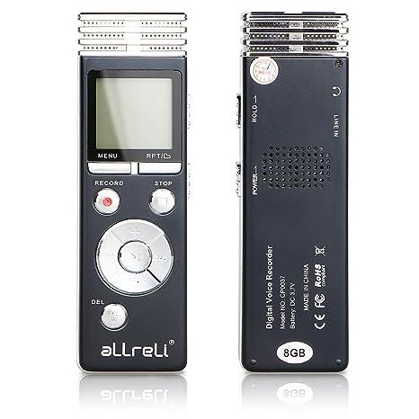 registrazioni da dittafono