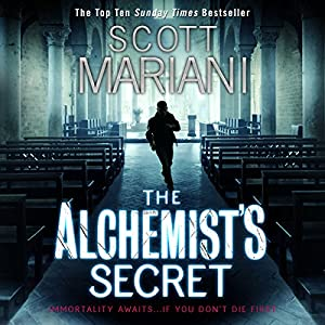 The Alchemist's Secret Hörbuch