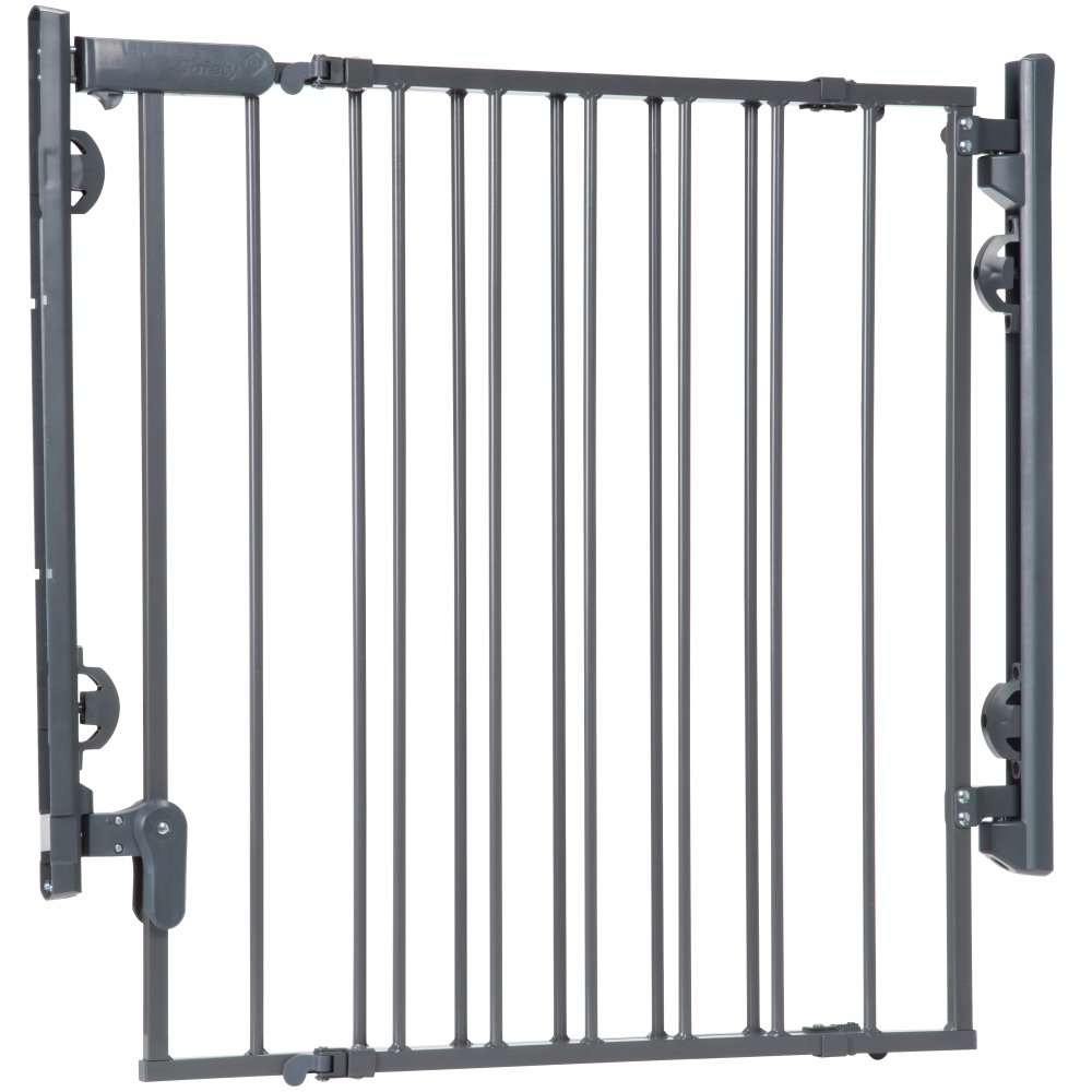 Safety 1st GA110GRY20300 Ready To Install TOS Gate Dorel Juvenile