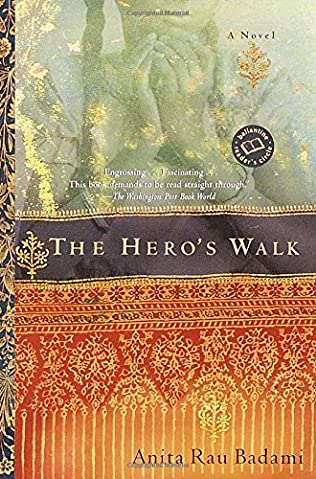 book cover of The Hero\'s Walk