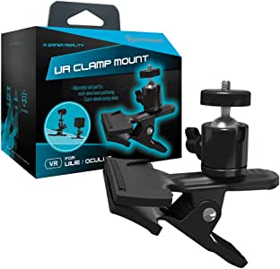 Hyperkin VR Clamp Mount for HTC Vive Pro/ HTC Vive/ Oculus Rift