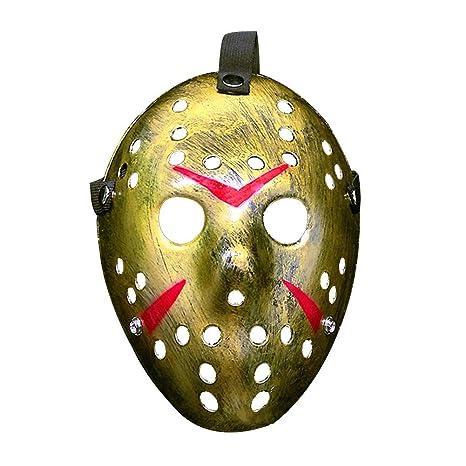 S.CHARMA Máscaras de Halloween Máscara de Halloween Máscara de Horror Máscara de Sangrado para