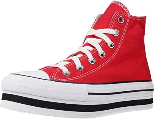 Converse Chuck Taylor All Star Platform Layer Bottom ...