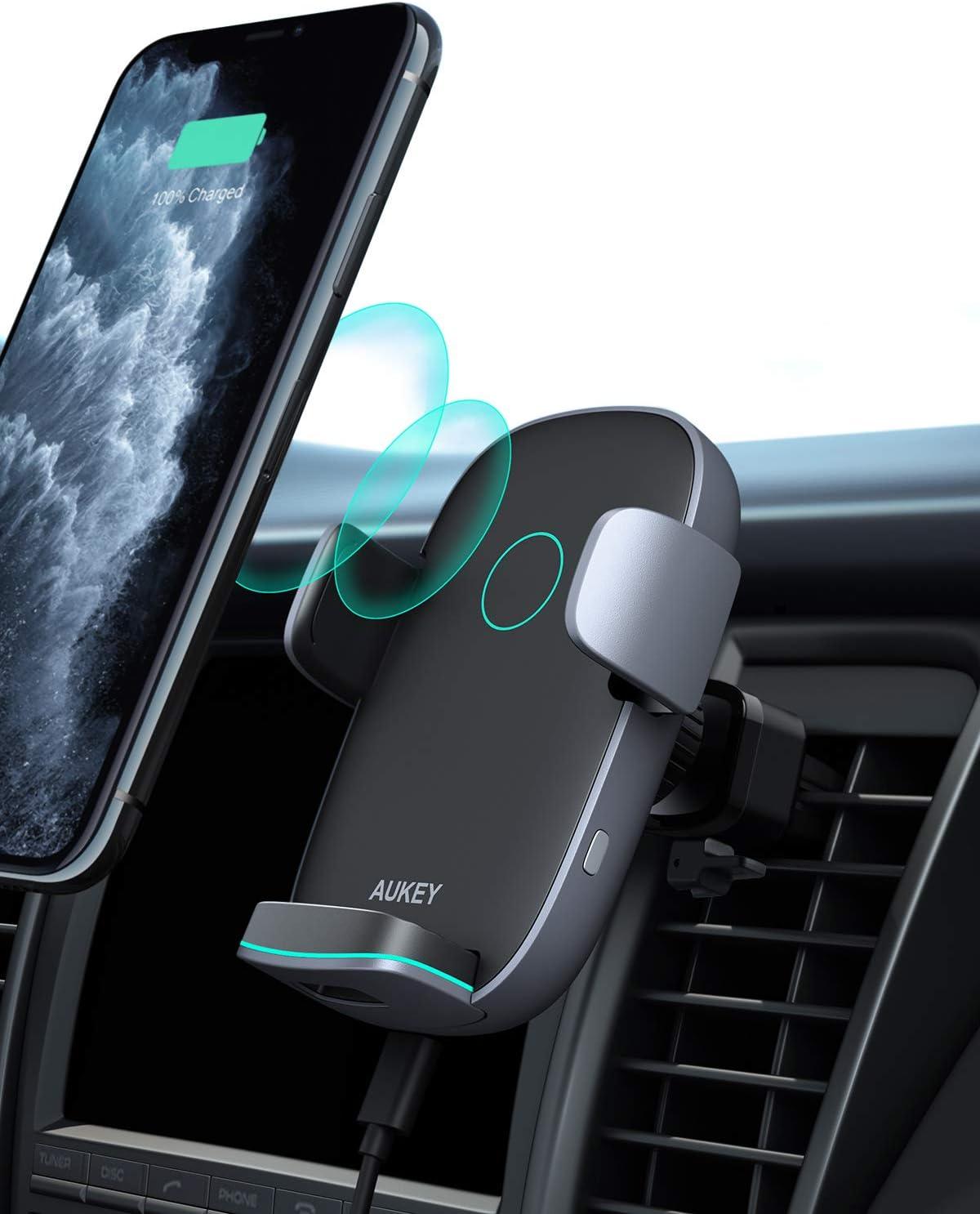Aukey Handyhalterung Auto 360 Grad Drehung Elektronik