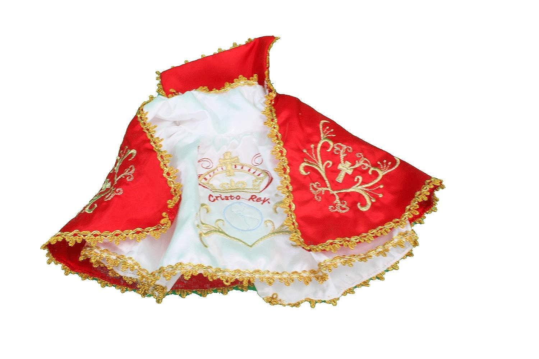 A&C Wedding inc. Niño Dios Traje Cristo Rey. Baby Jesus Outfit Cristo Rey