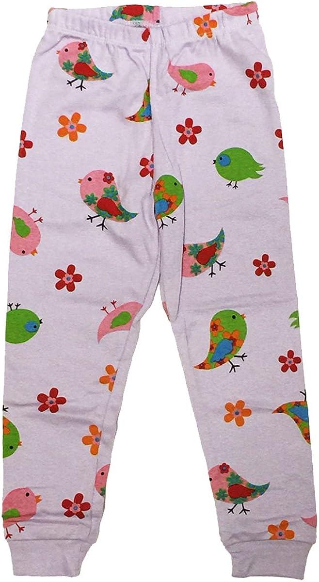 Dabuyu Love Birds Childrens Pajamas