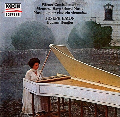 Haydn: Viennese Harpsichord Music  - Sonata in F major, Hob XVI/23; Capriccio on