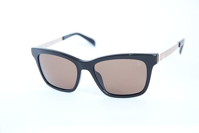 Tous STO944-700P Gafas de sol, Negro, 53 para Mujer: Amazon ...