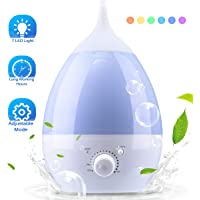 Janolia Cool Mist Humidifier with Essential Oil Tray