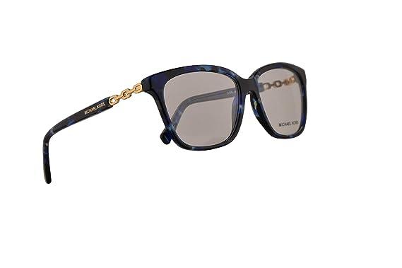 Amazon.com: Michael Kors MK8018 Sabina IV - Gafas de ojo 54 ...