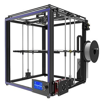 Impresoras 3D Cubo de Metal 3D Impresora de Escritorio Prusa ...