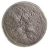 1lb Bullseye Black Opal Powder Frit - COE 90