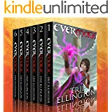 EverMage - The Complete Series: A Fantasy Novel