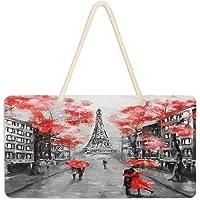 Mnsruu Francia Torre Eiffel París Pintura al óleo