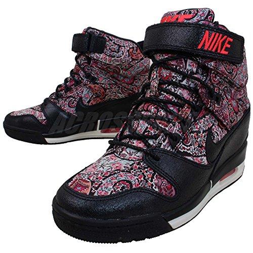NIKE Air Revolution Sky Hi Liberty QS Womens Wedge Shoes