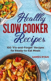 Healthy Slow Cooker Forget Recipes ebook product image