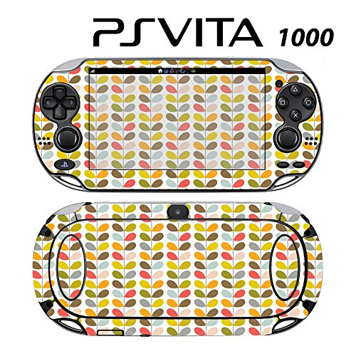 Skin Decal Cover Sticker for Sony PlayStation PS Vita (PCH-1000) - Color Stem -  Decals Plus, PV1-PA24