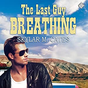 The Last Guy Breathing Hörbuch