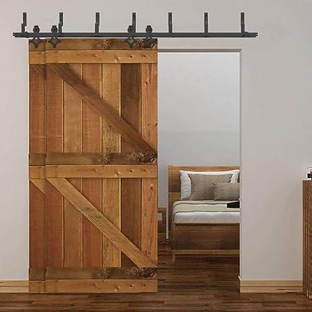 Bypass - Sistema de suspensión de puerta corredera de doble puerta ...