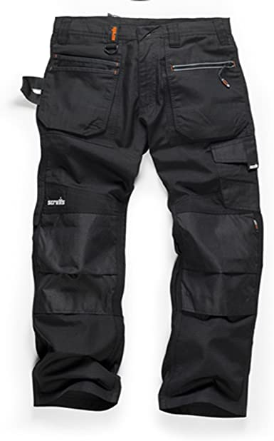 Scruffs Ripstop Trade Work Trousers Twin Pack