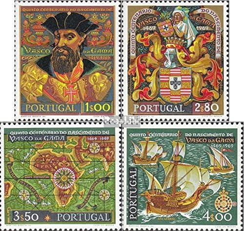 Prophila Collection Portugal Michel.-No..: 1088-1091 (Completa.edición.) 1969 Vasco ya Que Gama (Sellos para los coleccionistas) Marinero: Amazon.es: Juguetes y juegos