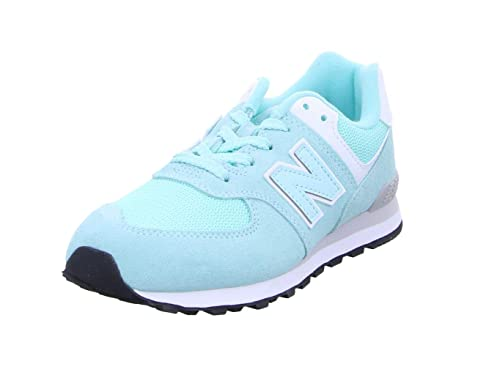 check out 01edf 4d003 New Balance Unisex Kids' 574 Low-Top Sneakers: Amazon.co.uk ...