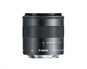 Review Canon EF-M 18-55mm f3.5-5.6
